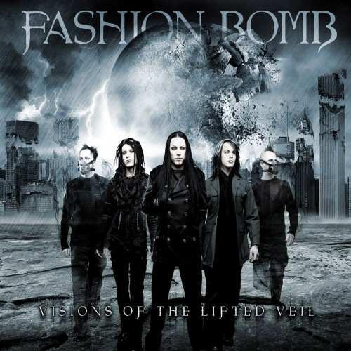 Fashion Bomb - Visions Of The Lifted Veil (Full MP3 Album)
