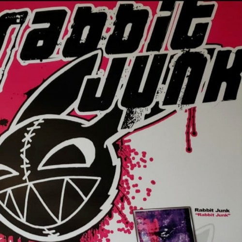 "Rabbit Junk ""ReFrame"" Poster"